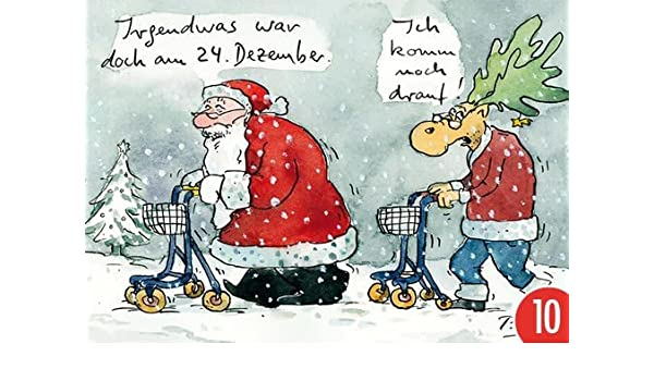 Pack de 10: Postal A6 + + + Navidad de Modern Times + + + desvive ...