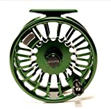 Galvan Torque 5 Fly Reel, Green – with $30 gift card