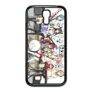 anime music band Samsung Galaxy S4 9500 Cell Phone Case Black Customized Toy pxf005-7824855