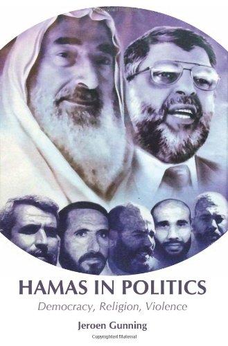 Hamas in Politics: Democracy, Religion, Violence (Columbia/Hurst)
