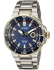Citizen Eco-Drive Mens AW1424-54L Endeavor Watch