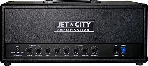 50w Tube Guitar Head (Jet City Amplification JCA50H 50W Tube Guitar Amp Head)