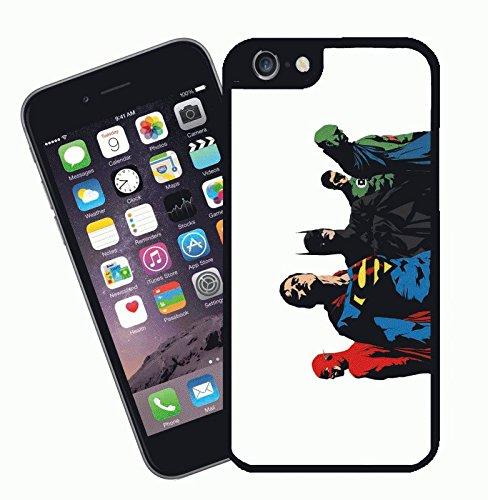 Comic Justice League Coque, Housse 5–pour Apple iPhone 6–Design by Eclipse idées cadeau