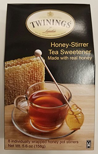 Twinings ''One Pack of 8 Honey Stirrers'' by Twinings