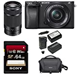 Sony a6300 2 Lens Bundle
