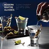 Bormioli Rocco 6-Pack YPSILON Cocktail Glasses set