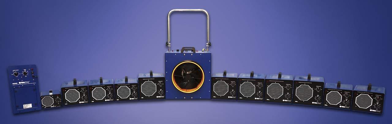 OdorStop Professional Grade Ozone Generator with UV (OS600UV) OS1500