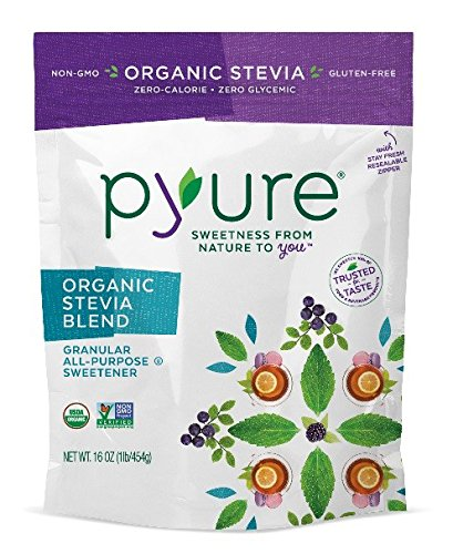 Make Creamy Coconut Pumpkin Pie Mousse with Pyure Organic Stevia All-Purpose Blend Sweetener, 16 Ounce