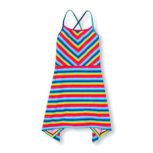 Rainbow Girls Dress - 2