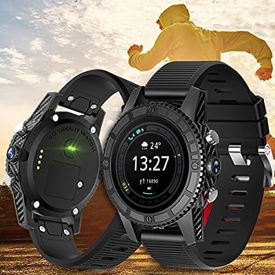 PINCHU Smart Watch Android 7.0 Smartwatch Soporte LTE 4G Llamada ...