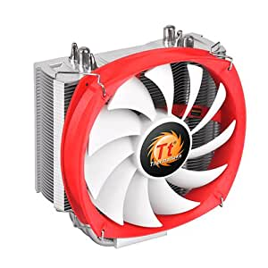 Thermaltake NiC L31 - Ventilador CPU de aluminio (12 cm, flujo de aire 71 CFM)