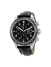Fortis Classic Cosmonauts P.M. Chronograph Automatic Mens Watch 401.26.11 LCI.01