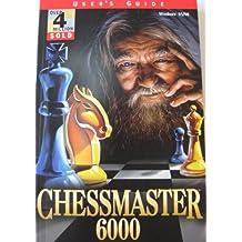 Chessmaster 6000 - 2 Disc CD-ROM PC Game - For Windows 95/98