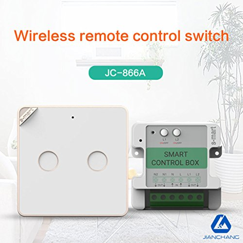 JIANCHANG Wireless Receiver magnetic separate product image