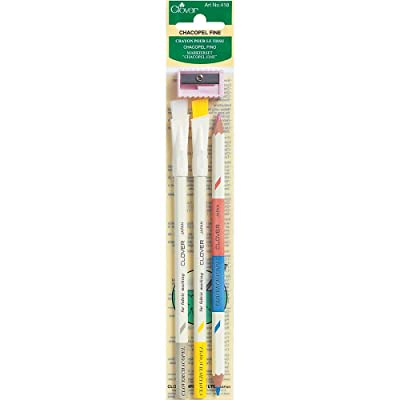 Clover Chacopel Fine 3/Pkg-Assorted Colors: Electronics