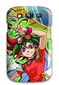 Durable Protector Case Cover With Yu-gi-oh Arc-v Cap??tulo 1 Hot Design For Galaxy S3