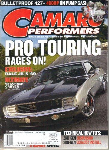 Racing Magazine Car Indy (Camaro Performers Magazine, Vol. 5, No. 6 (August, 2008))