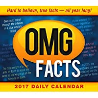 OMG Facts 2017 Boxed/Daily Calendar