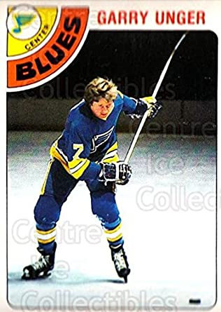Amazon.com  (CI) Garry Unger Hockey Card 1978-79 O-Pee-Chee 110 Garry Unger   Collectibles   Fine Art 37bd7ccb1