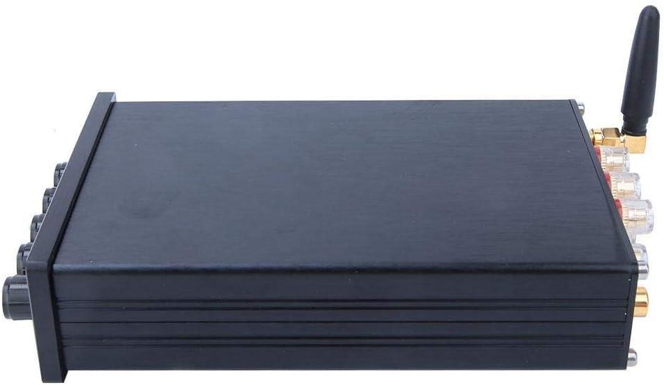 Dingln TPA3116 Bluetooth 4.2 Clase D Receptor Amplificador De Potencia 2.1 HiFi Canal 2x50W + 100W