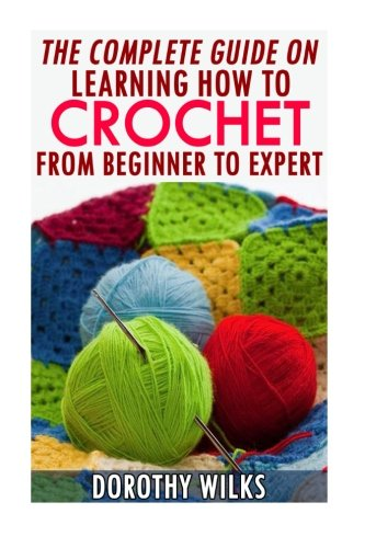 Complete Learning Crochet Beginner Expert product image