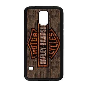 Samsung Galaxy S5 phone cases Black Harley Davidson Phone cover GWJ6327281