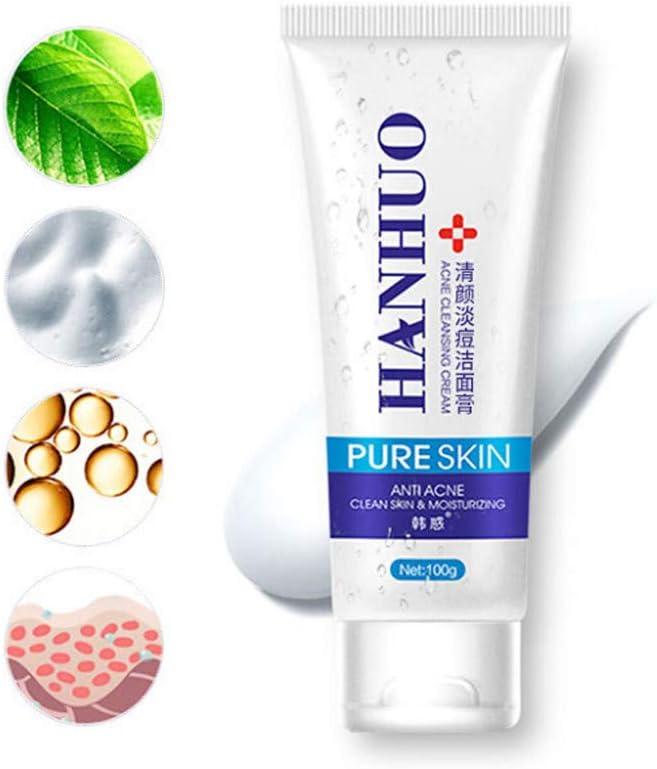 Limpiador facial Qomomont para esencia de plantas, crema ...