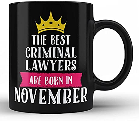 Best CRIMINAL LAWYERS Mug