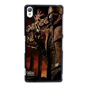 Fallout New Vegas SU65HY5 funda Sony Xperia Z3 teléfono celular caso funda Y1QZ6H1NY