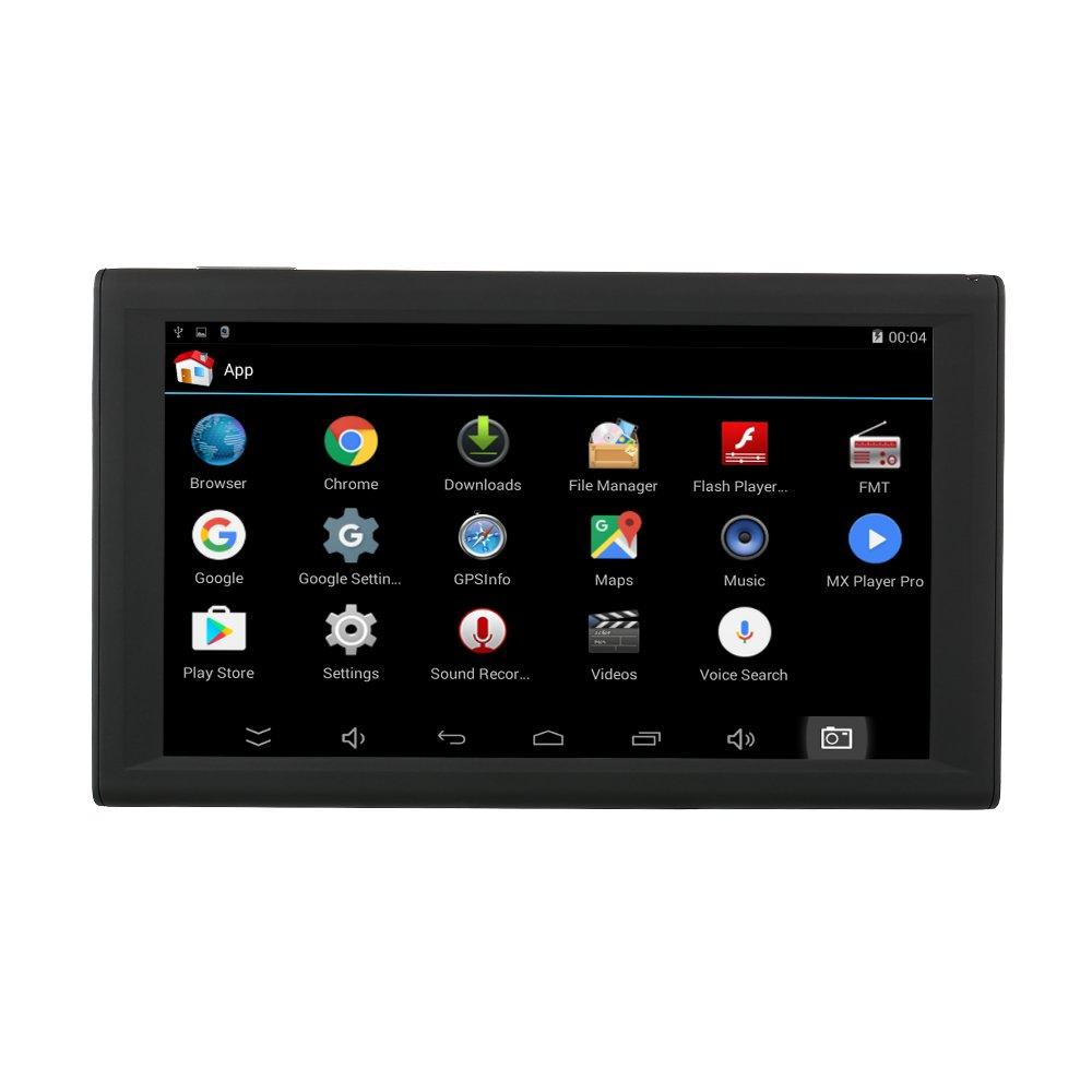 Autoradio 2 Din KKmoon 7 Pollici Universale HD Stereo Radio Auto multimediale dintrattenimento Lettore MP5 con BT USB//TF FM Aux Ingresso