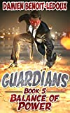 Balance of Power (Guardians Book 5)