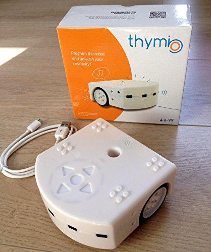 image Thymio II Wireless - Robot éducatif open source