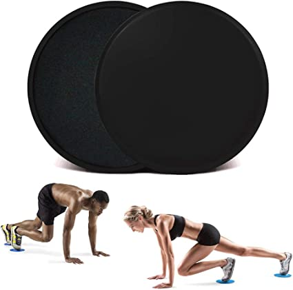 Pair Perfect Fitness Sliders Sport Sliders Exercise Glider Discs