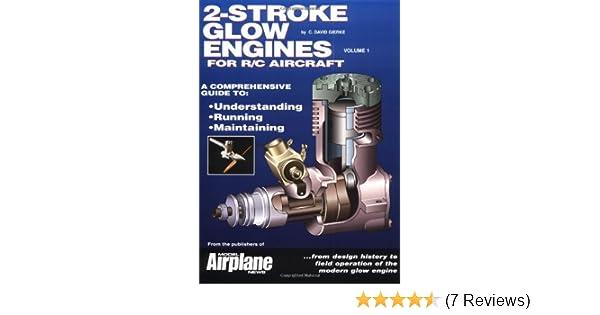 2 Stroke Glow Engines For R C Aircraft David Gierke 9780911295306 Amazon Books