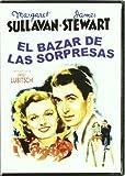 The shop around the corner (El bazar de las sorpresas) Spanish Import by James Stewart