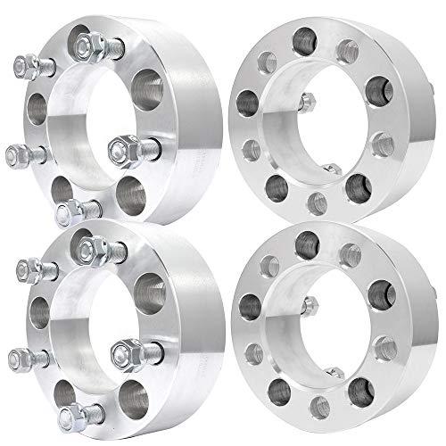 (5x4.5 Wheel Spacers,ECCPP 4X 2