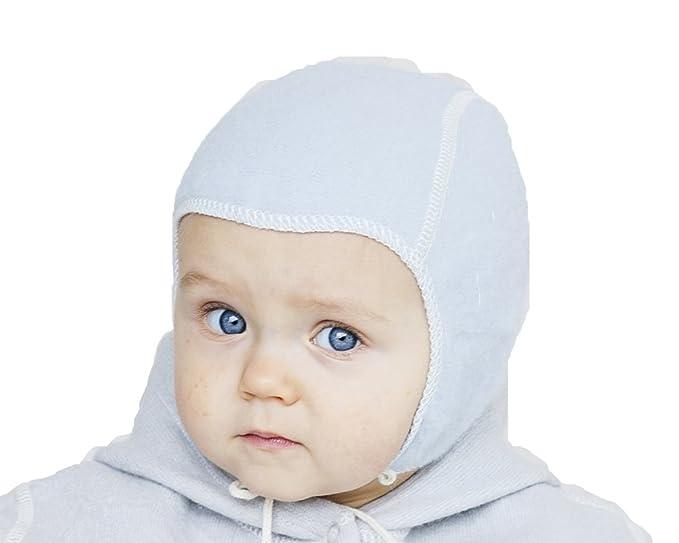 96ac64c0781 Amazon.com  LANACARE Certified-Organic Merino Wool Baby Cap  Baby