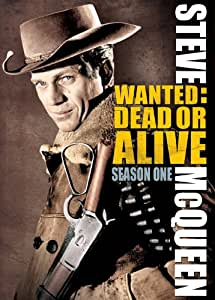 Wanted Dead Or Alive: Complete Season One [Reino Unido] [DVD]
