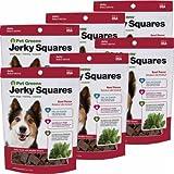 Pet Greens Jerky Dog Treats Savory Beef 6PACK (24 oz)