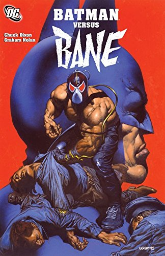 Batman Versus Bane (Batman: Bane of the Demon)]()
