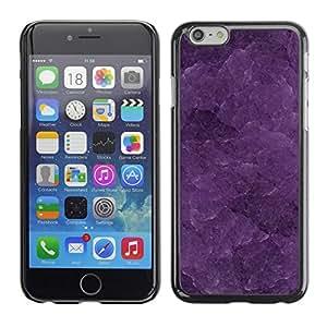 [Neutron-Star] Snap-on Series Teléfono Carcasa Funda Case Caso para Apple (4.7 inches!!!) iPhone 6 / 6S [Modelo de la textura en colores pastel hermoso]
