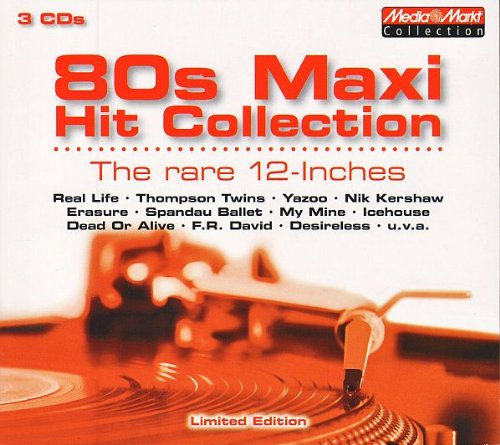 Media Markt Collection - 80s Maxi Hit Collection - The rare 12-Inches: VA, VA: Amazon.es: Música