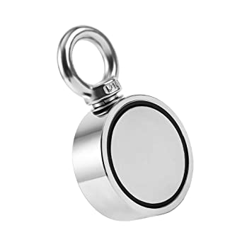 Retrieving MHDMAG Fishing Magnet Magnetic Fishing with Neodymium Rare Earth Magnet for River Hunting Salvage