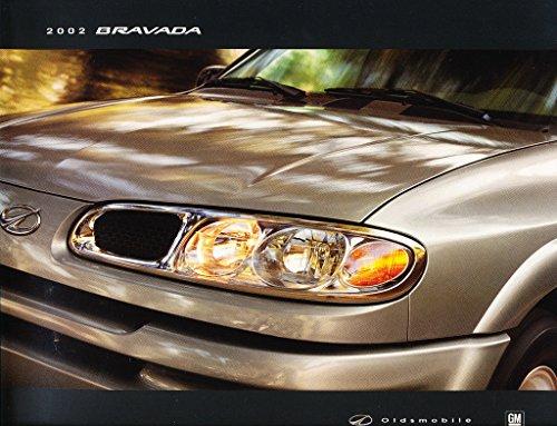 2002 Oldsmobile Olds Bravada 36-page Original Car Sales Brochure Catalog - Olds Bravada Car