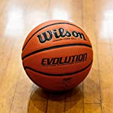 Wilson Evolution Game Basketball, Black, Official