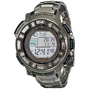 Casio Men's Pro Trek PRW2500T Tough Solar Digital Watch