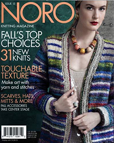 Noro Knitting Magazine # 15, Fall -
