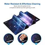 VicTsing [30% Larger] Extended Gaming Mouse Pad