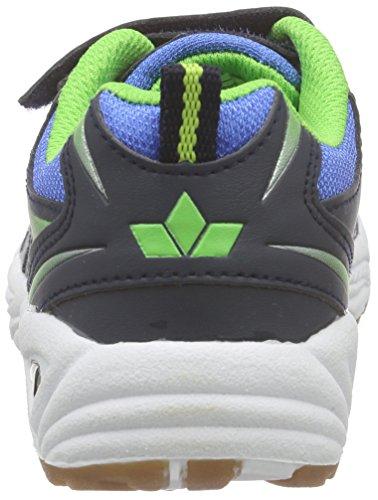 LicoBernie VS - Zapatillas Deportivas para Interior Niños Azul (marine/Azul/lemon)