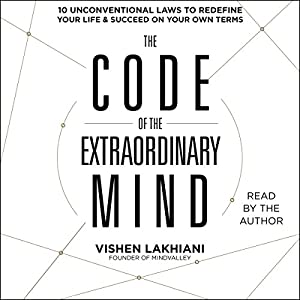 The Code of the Extraordinary Mind | Livre audio
